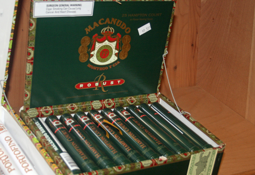 Macanudo Hampton Court Robust