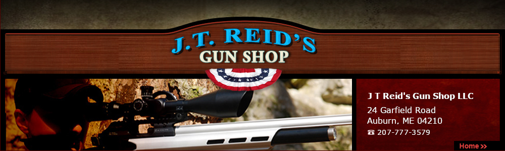Gun Shop Maine